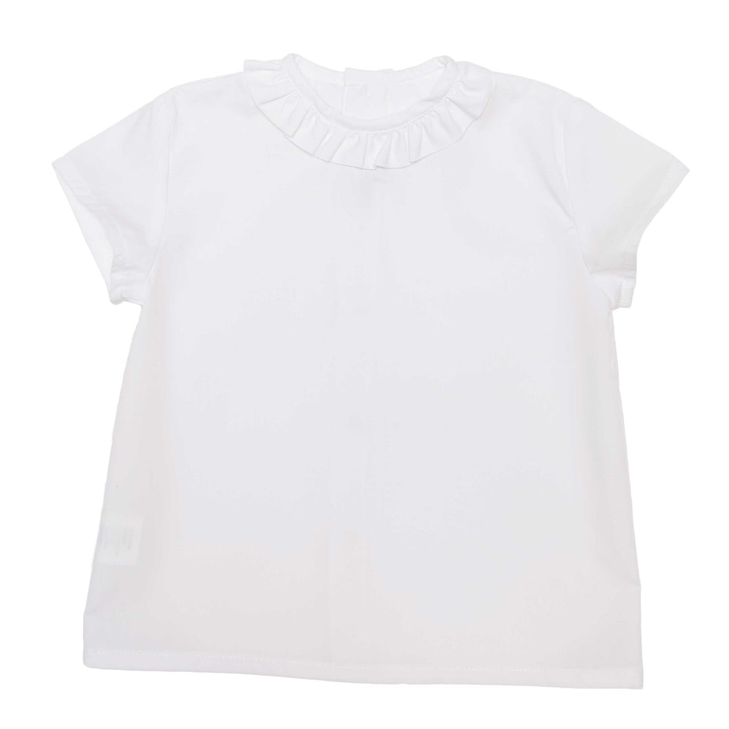 LUCA & LUCA white blouse