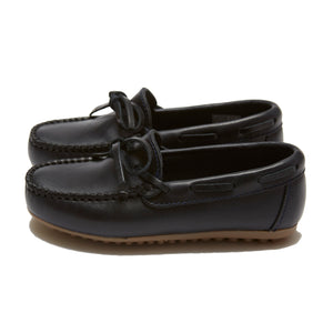 LUCA & LUCA navy nappa loafers