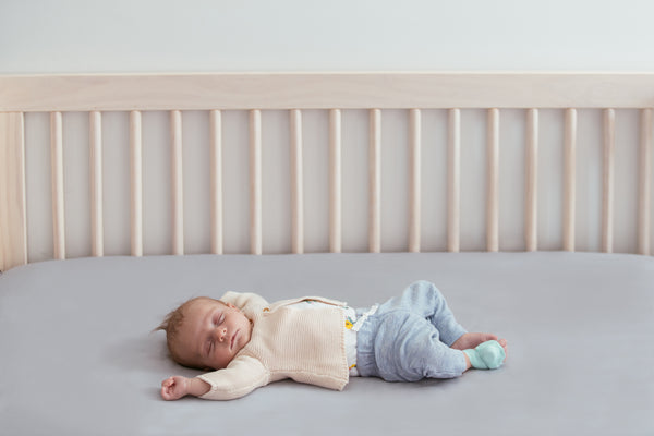 Following the ABC's of Safe Sleep While Sleep Training Your Baby