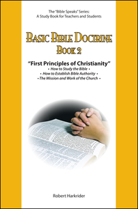 Basic Bible Doctrine: Book 2