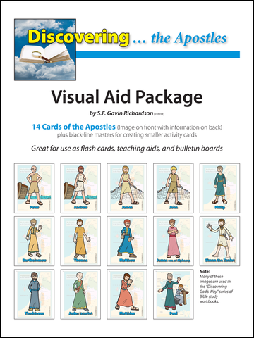 Discovering ... The Apostles (Visual Aid)