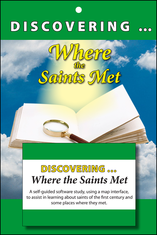 Discovering ... Where the Saints Met (software)