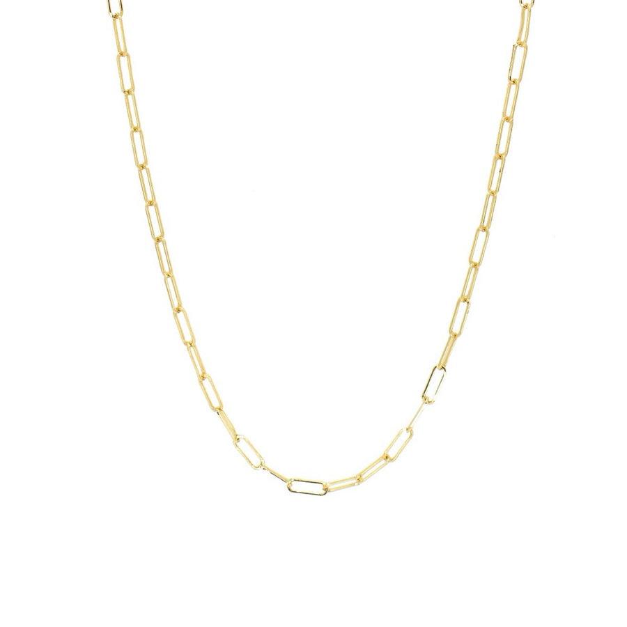 Gold XS Link Chain - 14KT Gold - Monisha Melwani Jewelry