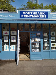 Southbank Printmakers gallery