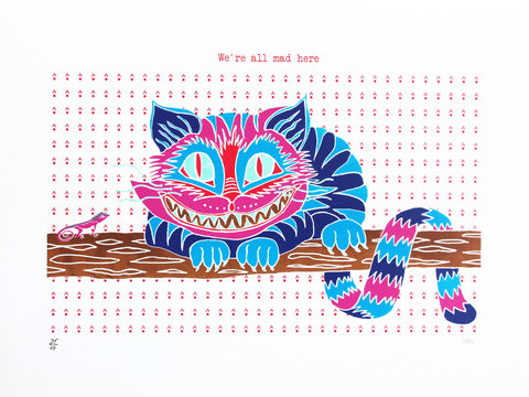 Cheshire Cat Edition I