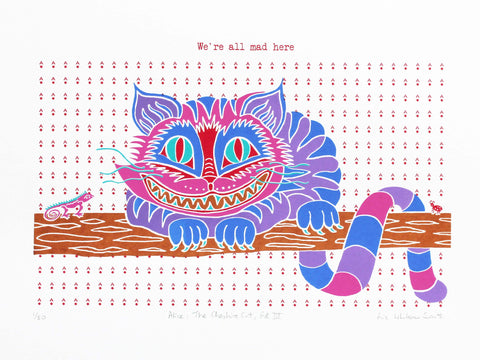 Cheshire Cat Edition III