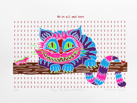 Cheshire Cat Edition II