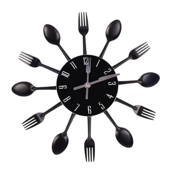 3D Clock for Kitchen - Quartz mecanism