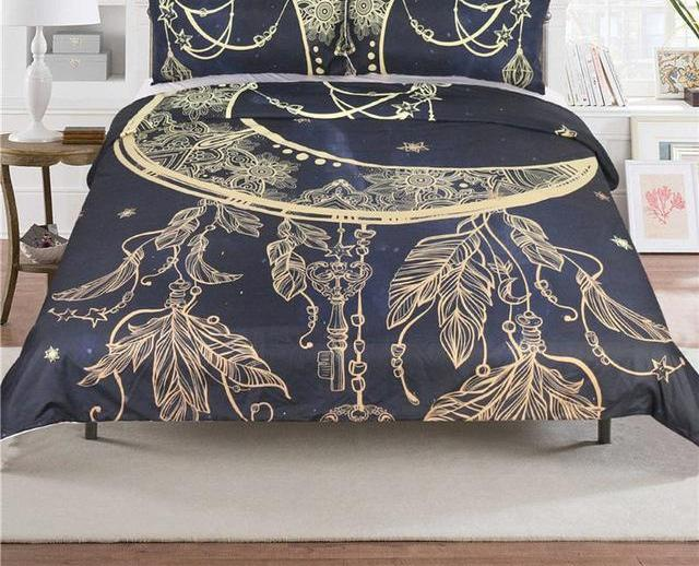 Bedding set - HQ  Black&Golden models 2018