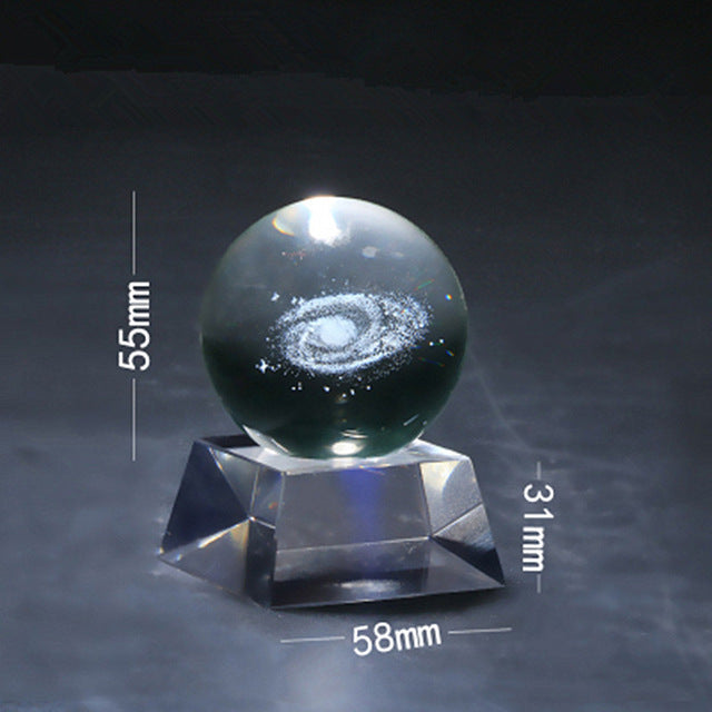 Decorative Crystal Ball made