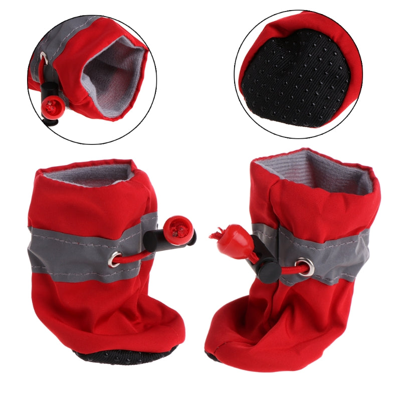 Rain-Shoes for Dog (waterproof)