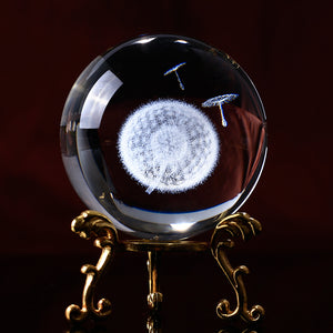 Dandelion Miniatures Crystal Ball