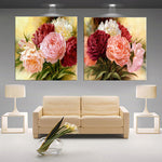 Lotus Modular Picture 3d (2pcs 1price)