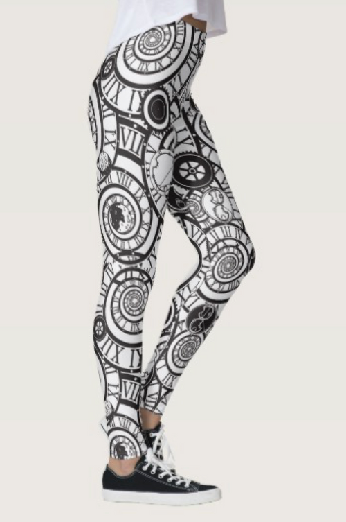 Time and Space Leggings