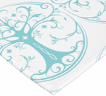 Tree of Life Fleece Blankets