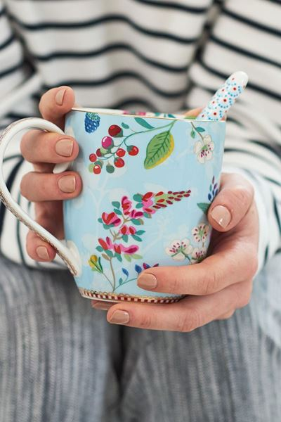 Pip Studio Hummingbirds Cup
