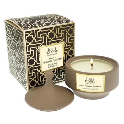 (Available in 2 Colours) Persian Carden Candle by Julie Clarke