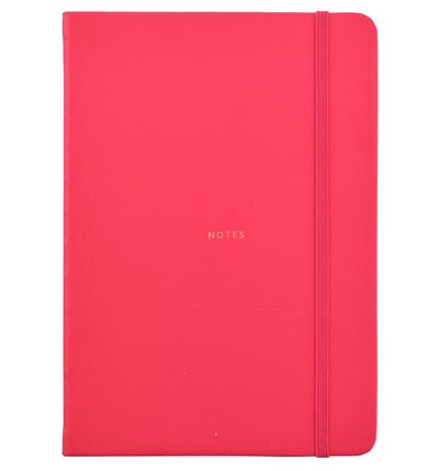 Busy Life Notebook (Red) by Busy B