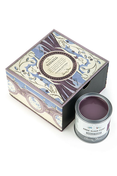 Annie Sloan with Charleston Rodmell Decorative Paint Set