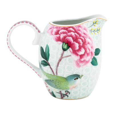 Blushing Birds White Jug by Pip Studio