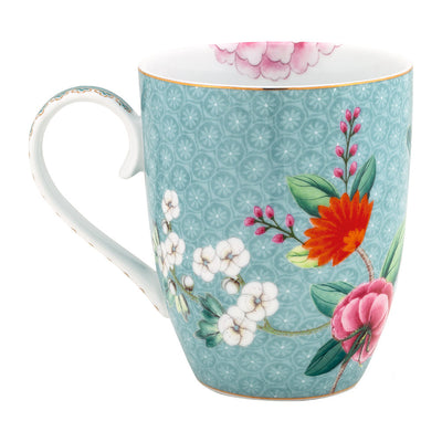 Blushing Birds Blue Mug by Pip Studio