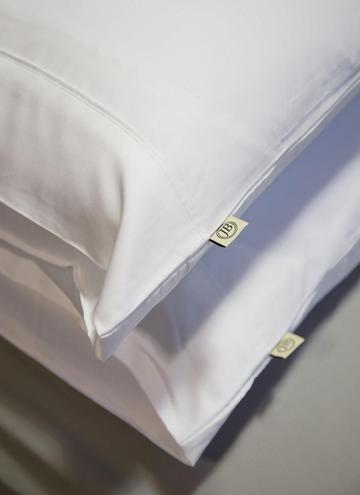 Set of Two Oraganic Luxury Bamboo Pillowcase by Jo Browne