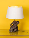Momma & Baby Elephant Lamp
