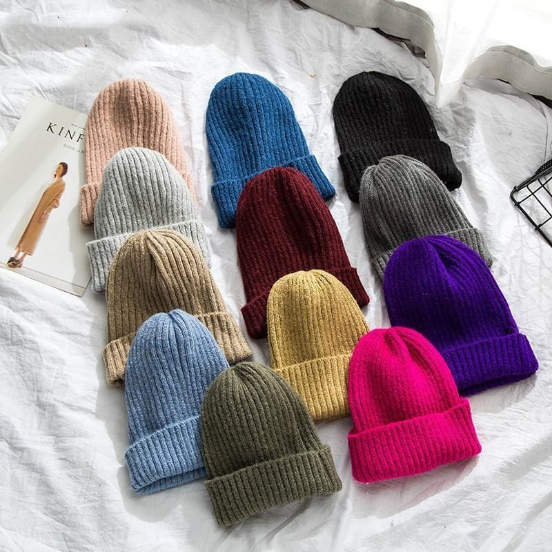 Bonnet basic simple Chapeau vetement tendance femme Sentence Love