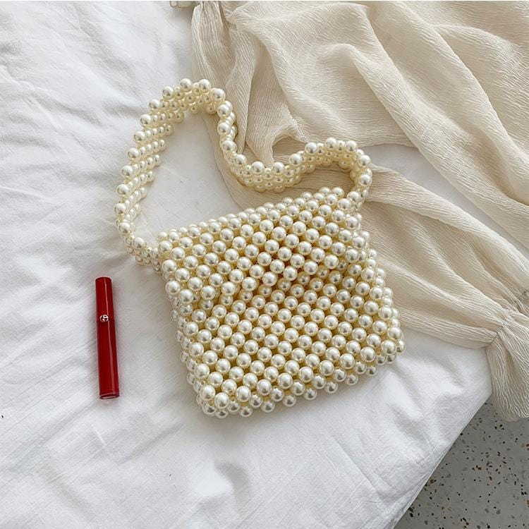 Mini sac perle vintage Sac Sentence Love