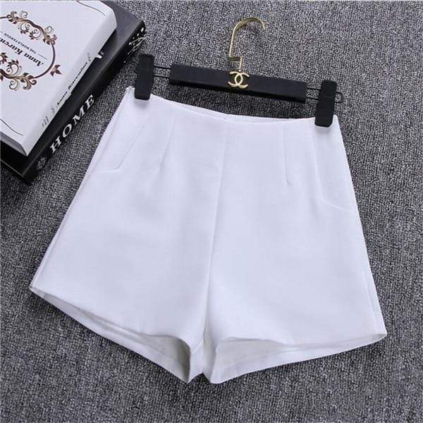 Short taille haute casual Short Sentence Love
