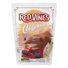 Red Vines Red & Black Licorice Assortment, California Collection, 26oz Bag, front of pack