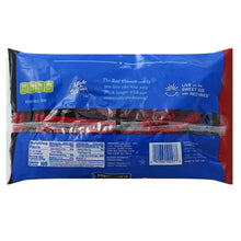 Red Vines Red & Black Licorice Family Mix, 32oz Bag, back of bag