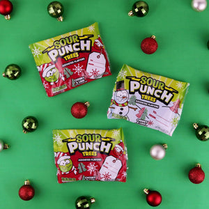 Sour Punch Trees 2.5oz Pouch