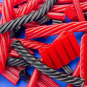 Red Vines Red & Black Licorice Assortment, California Collection, 26oz Bag, raw candy