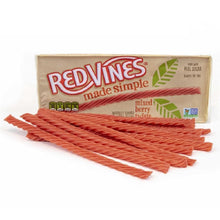 RED VINES Made Simple Cherry & Berry Mix 12 Pack