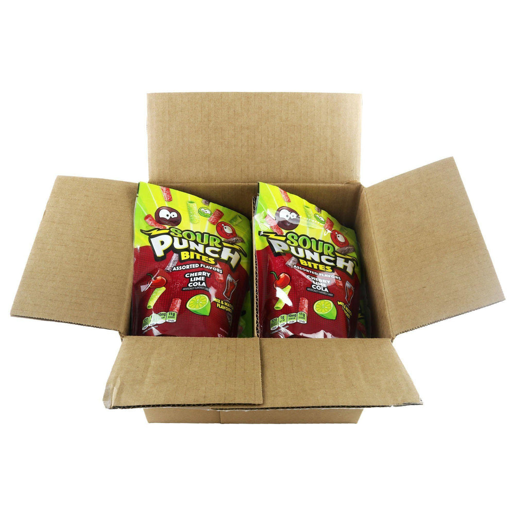 SOUR PUNCH Cherry Lime Cola 9oz Stand Up Bag