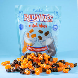 Red Vines Root Beer & Orange Cream Mini Bites