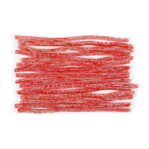SOUR PUNCH Watermelon Sour Straws 4.5oz Tray