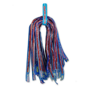 "SUPER ROPES 34"" Individually Wrapped Red Licorice Rope Candy, 2oz"