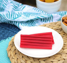 Red Vines Red Licorice Candy Bars, outdoor summer party
