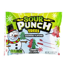 Sour Punch Trees Assorted Flavors