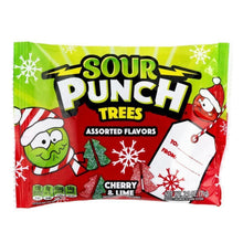Sour Punch Trees Assorted Flavors (Red Package)