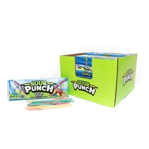 SOUR PUNCH Easter Straws, 3.7oz Tray