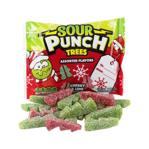 Sour Punch Tress candy