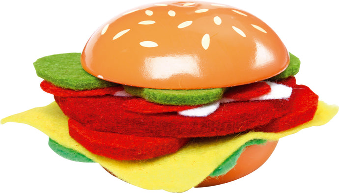 Cheesburger hračka
