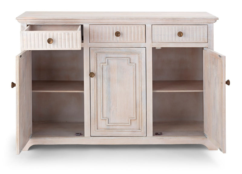 Buford Wood Cabinet