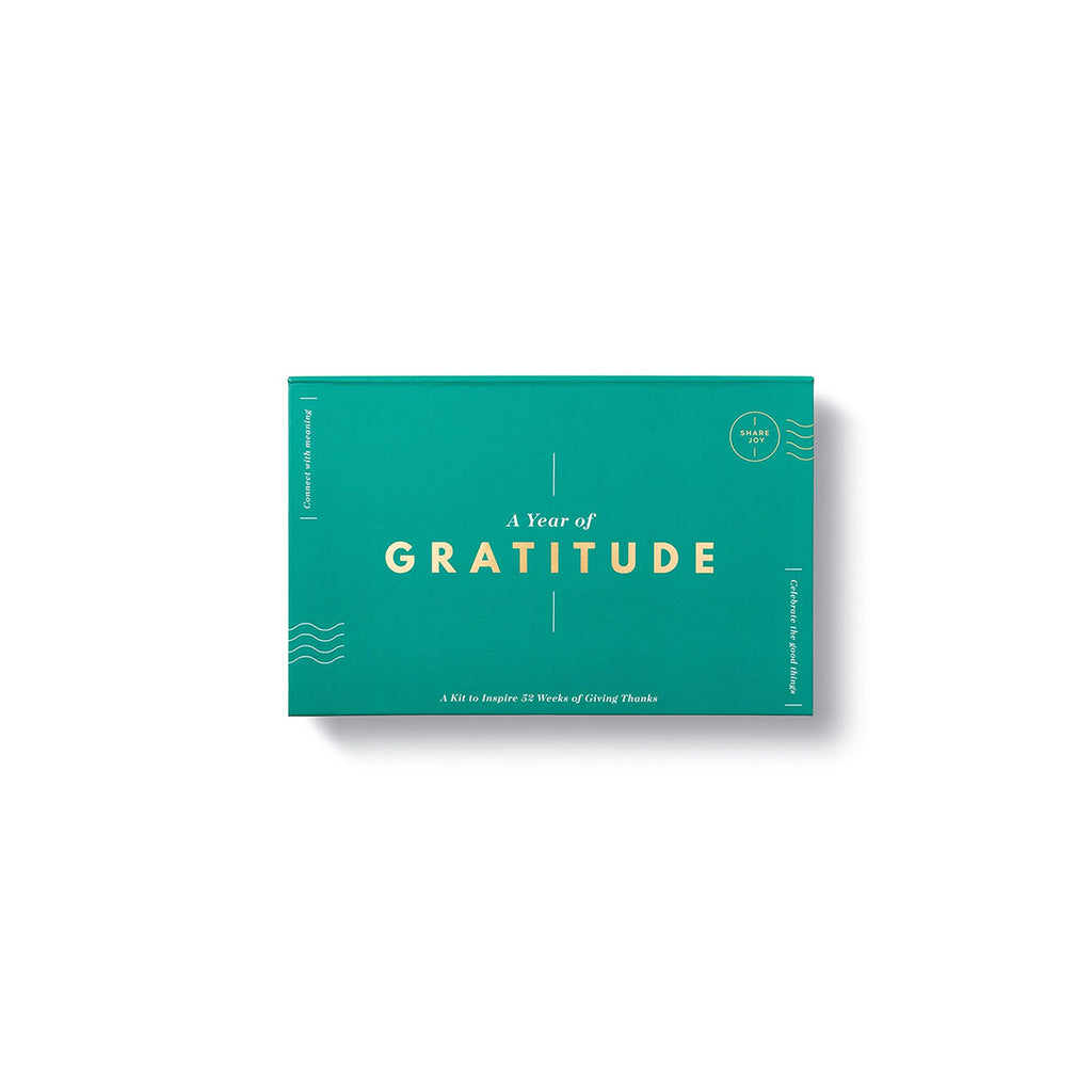 A Year of Gratitude Personalized Kit