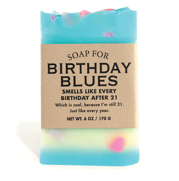 Soap for Birthday Blues