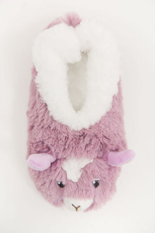 Toddler Furry Foot Pal Slippers