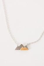 Mountain Necklace (Available in 2 Colors)